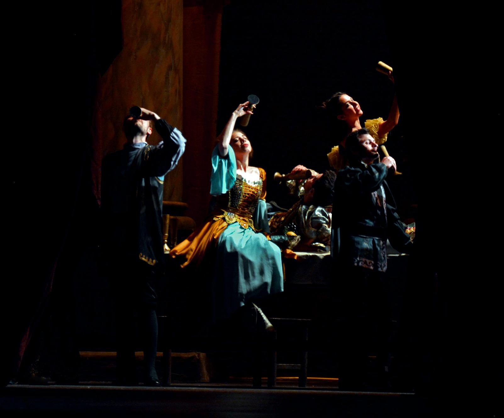 Va in scena all'Opera Moldava il nuovo Rigoletto di Andrea Battistini
