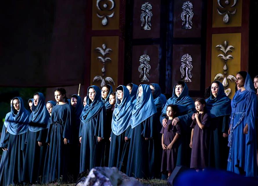 Il Nabucco diretto da Andrea Battistini chiude la terza edizione del Festival DescOPERA