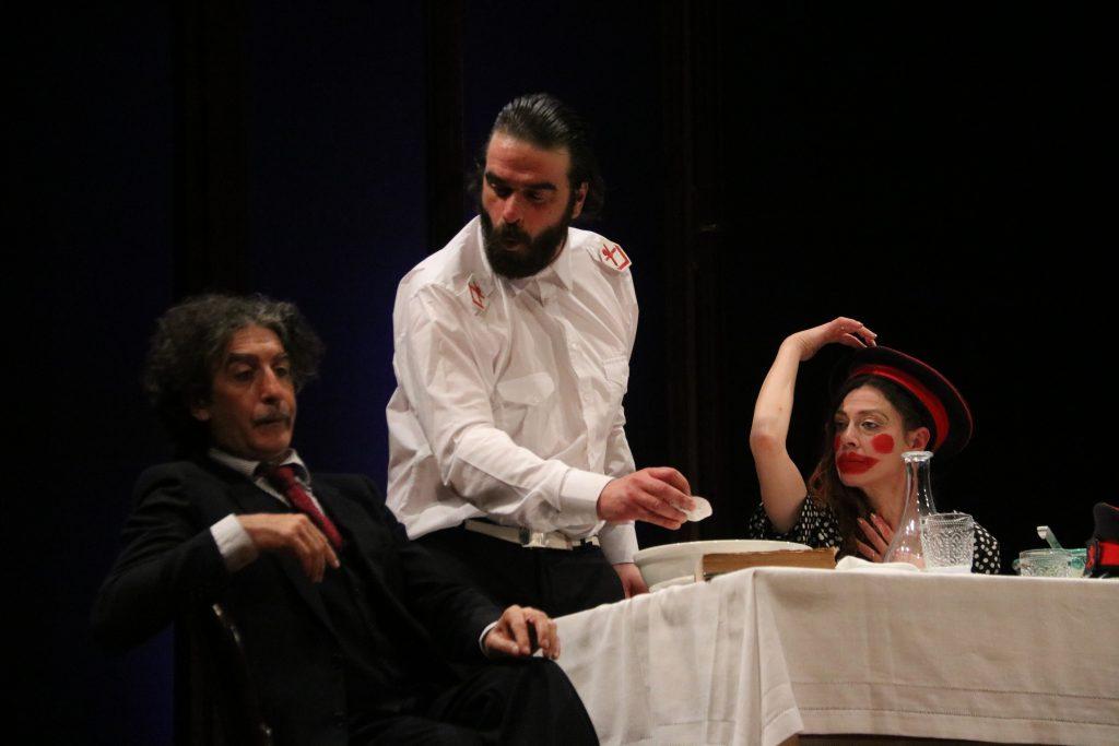 Andrea Battistini dirige due produzioni del Teatro Nazionale di Genova