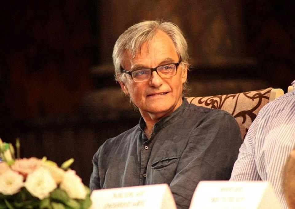 Andrea Battistini al Festival Maria Biesu