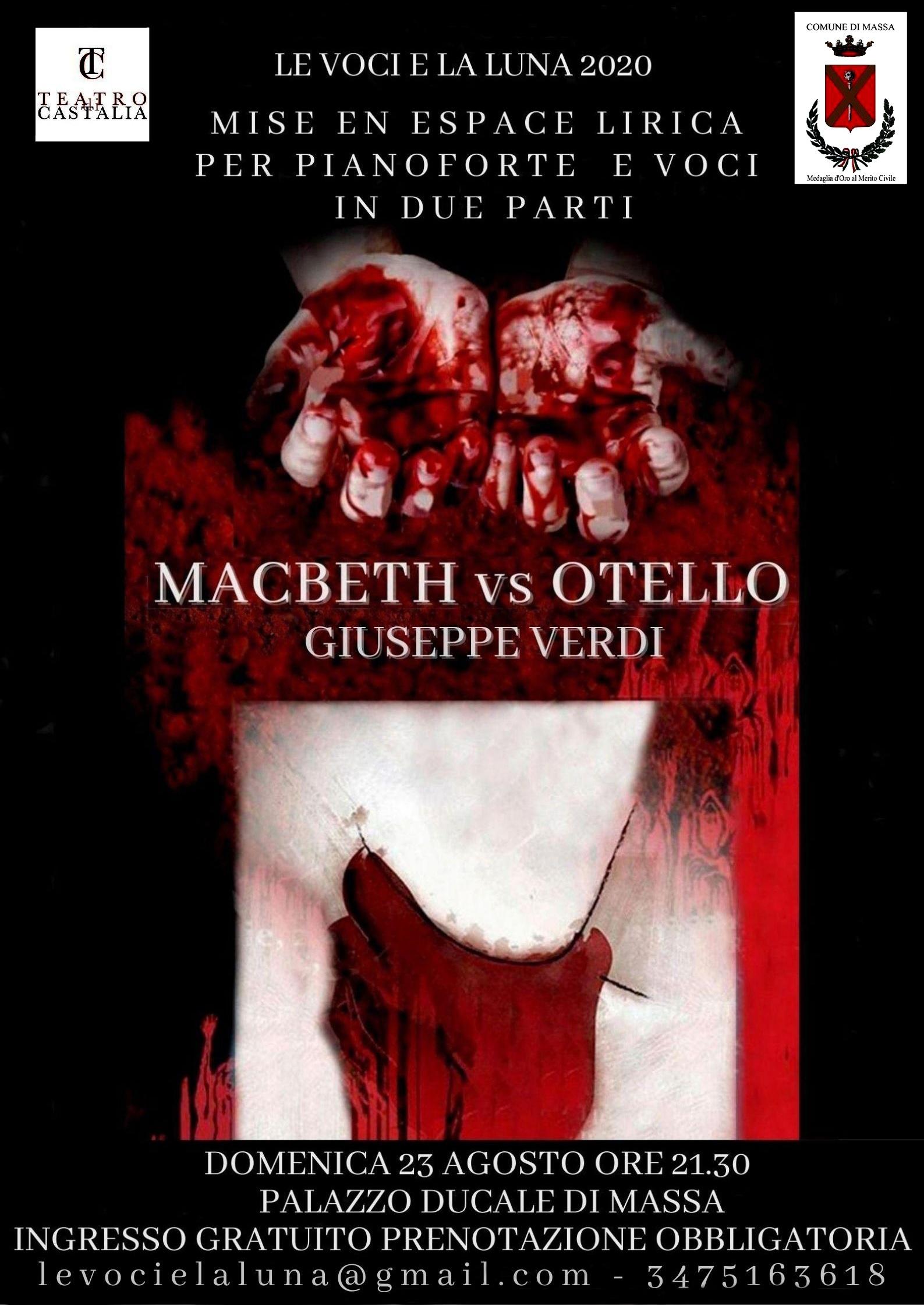 Macbeth vs. Otello